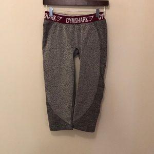 Cropped dry fit Gymshark leggings